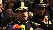 """Capitol police chief: Shooting an """"isolated incident"""""""