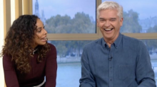 This Morning: Phillip Schofield apologises after 'cruel' dog prank