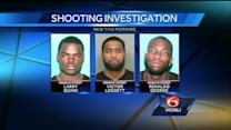 Police seek 3 in French Quarter shooting