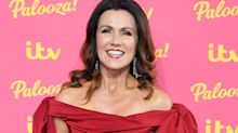 Susanna Reid admits to feeling 'a little bit agoraphobic' because of busy streets and social distancing woes
