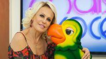 Ana Maria Braga entra na Justiça por criação do Louro José