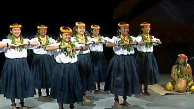 Halau Mohala 'Ilima Perform In Studio, Part 2