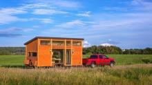 The Inside of This Tiny House RV is Unbelievable!