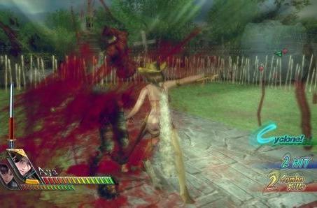'Onechanbara Z: Kagura' to make a bloody mess on Xbox
