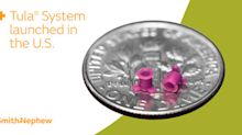 Smith+Nephew announces US launch of the revolutionary Tula® System for placement of ear tubes