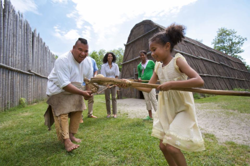Historical site Sainte-Marie among the Hurons is just one of the places kids in Ontario can get discount admission to this summer. (Facebook)