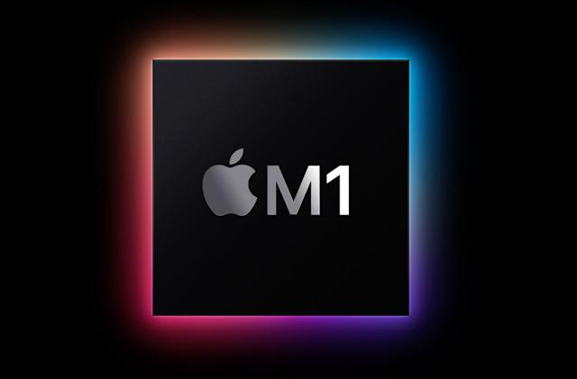 M1 is the first Apple Silicon chip for the Mac