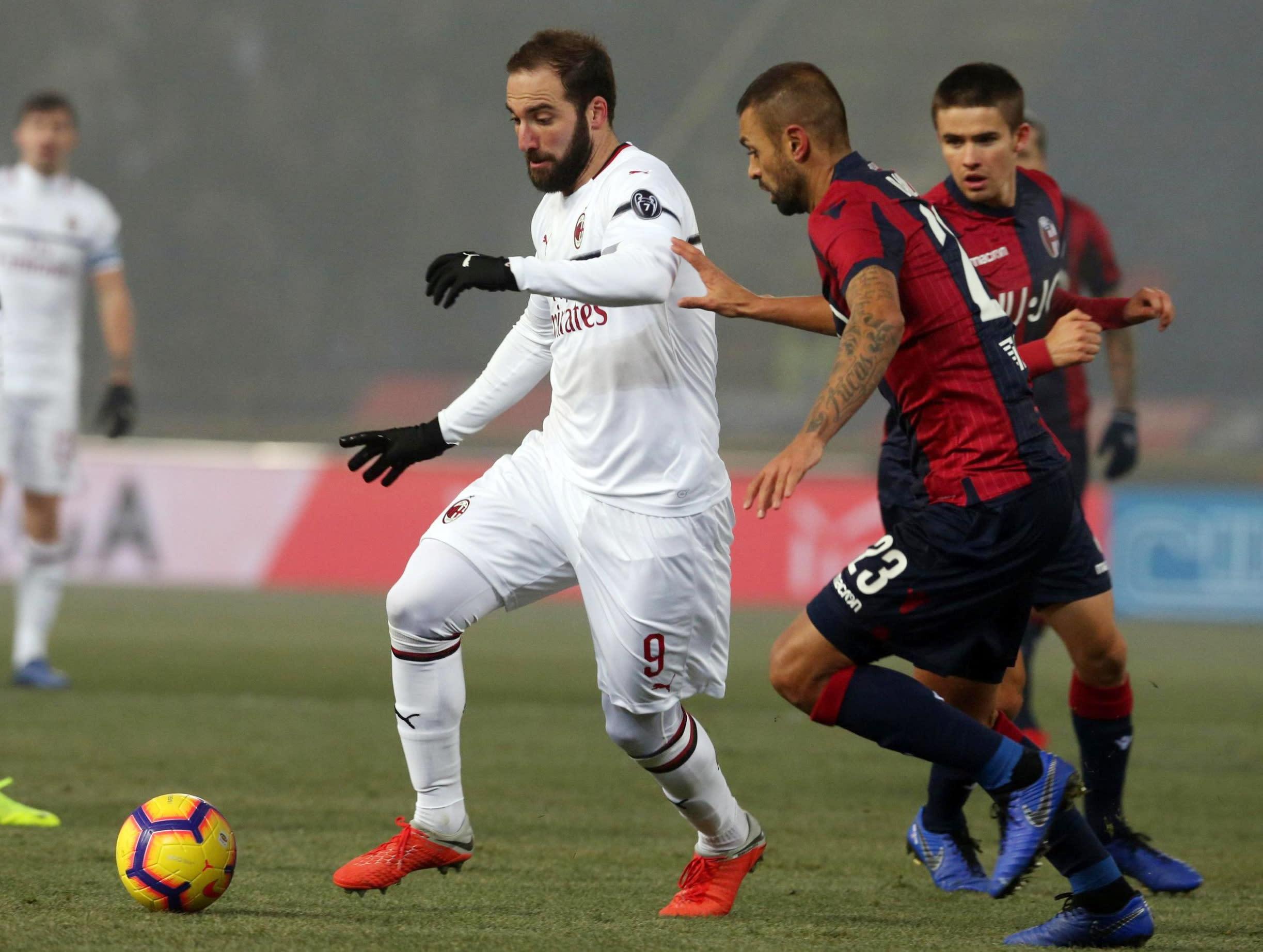 Bologna - AC Milan maç önü 79
