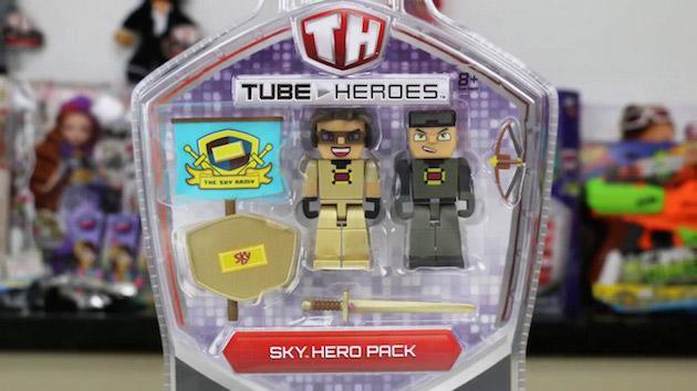 YouTube gamers are getting their own 'Minecraft'-inspired figures