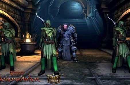 Neverwinter beta weekend features Control Wizard, new zones, Foundry content