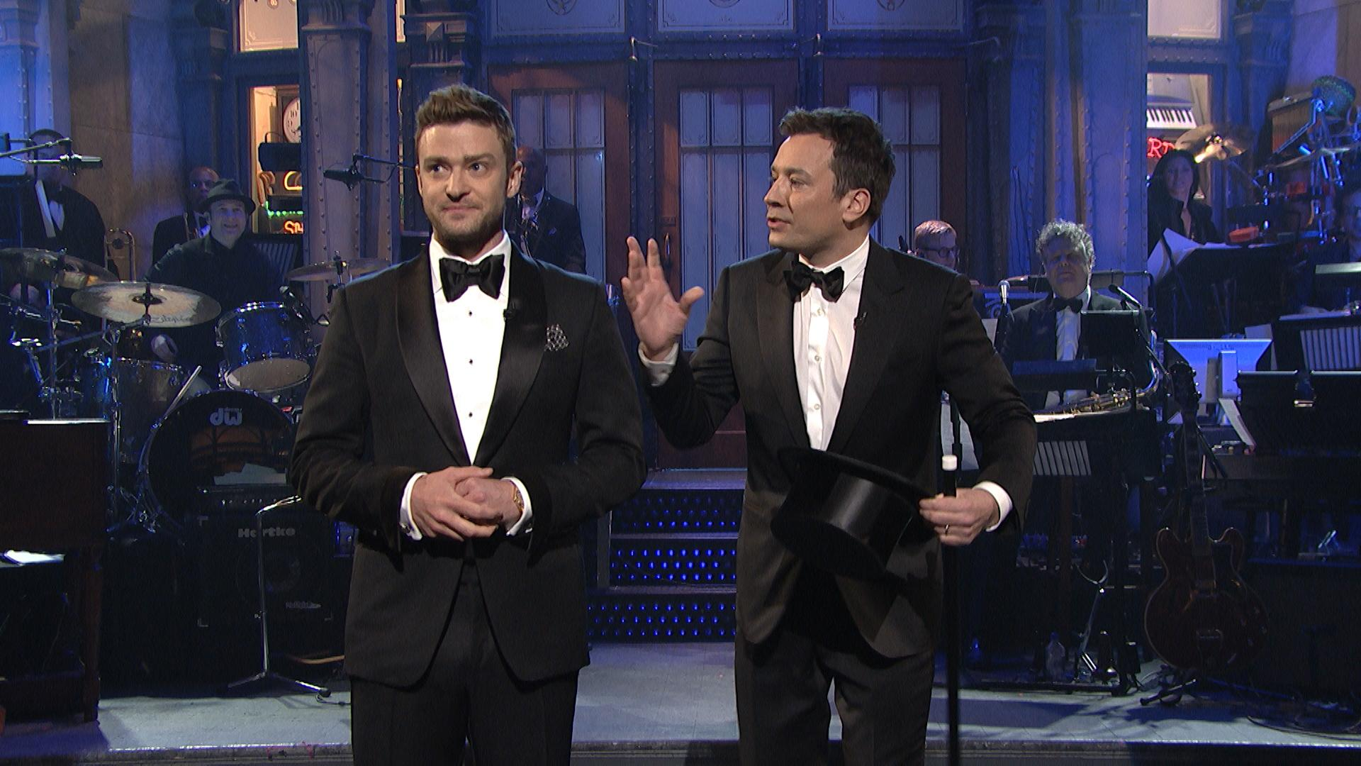 Justin Timberlake Plays Jimmy Fallon for SNL's 'Family ...