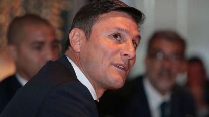 """Inter, Zanetti: """"Problemi finanziari restano, rosso superiore a 102 milioni. Superlega?  Un errore"""""""