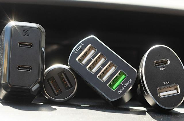 The best USB car charger