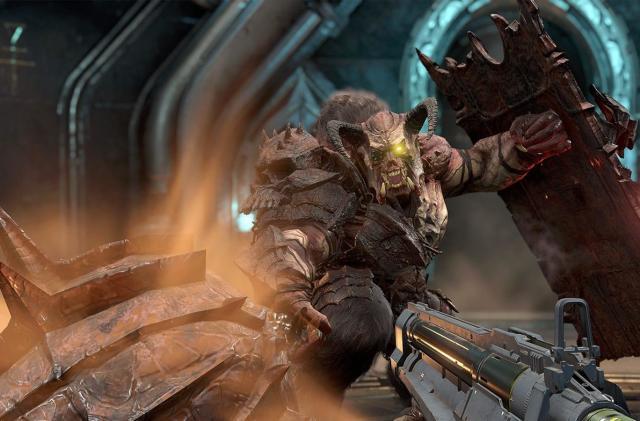 'Doom Eternal' won't be true 4K on Stadia despite early promises