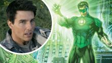Green Lantern shortlist includes Tom Cruise?