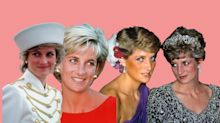 Princess Diana's hair evolution: From Shy Di to the People's Princess