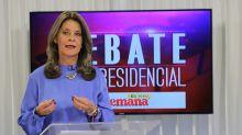 Martha Lucía Ramírez, primera mujer en el segundo cargo de Colombia