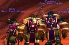 Horde looking for (and finding) fewer groups?