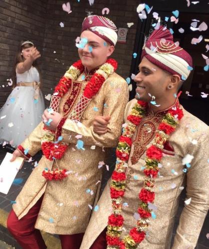 jahed choudhury sean rogan muslim gay marriage