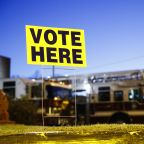 The Latest: Voting gets underway in South Carolina