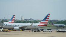 American Airlines CEO quells U.S. bankruptcy talk, says demand improving