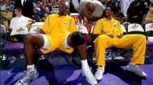 The time Shaquille O'Neal slapped Kobe Bryant