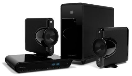 KEF unveils new Instant Theater systems