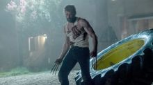 Hugh Jackman recording Logan audio is the best video you'll see all day