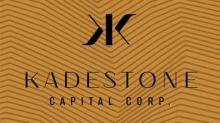 Kadestone Capital Corp. Reports Q1 2021 Financial Results