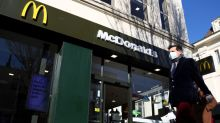 'Absolutely pathetic': McDonald's coronavirus advertisement is criticised