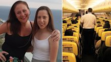 Mum, 37, slams lax airport security which let her travel to Spain with her teenage daughter's passport