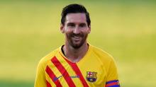 Messi demostró el compromiso prometido en Goal: titular en el primer amistoso del Barcelona de Koeman