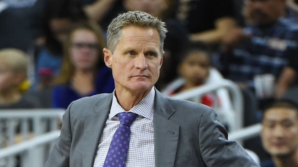 Steve Kerr's health issue 'fixable,' Warriors GM says