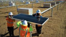 First SunPower® Solar Panel Installed at Gap Inc. Fresno Distribution Center