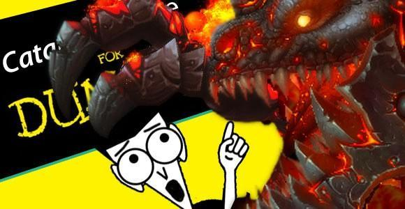 Know Your Lore: Cataclysm for Dummies, Act II