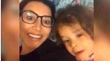 Vídeo com dueto de Naya Rivera, co-estrela de 'Glee', com seu filho, emociona os fãs