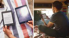 Fino e leve, Kindle Paperwhite traz praticidade aos leitores