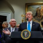 Trump doubts U.S. needs to send more troops to Middle East