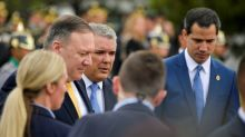 Pompeo urges end to 'tyranny' of Venezuela's Maduro