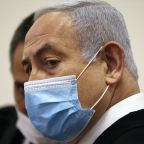 Netanyahu heads to court as first sitting Israeli PM on trial