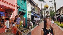 周秀娜也到此打卡!東方的一千零一夜《阿拉丁》的迷人中東就在新加坡