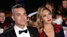 Ayda Field celebrates marriage to Robbie Williams on their 10th anniversary