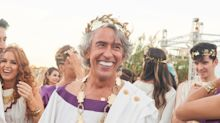 Steve Coogan goes 'in your face' as brash billionaire in first trailer for 'Greed'