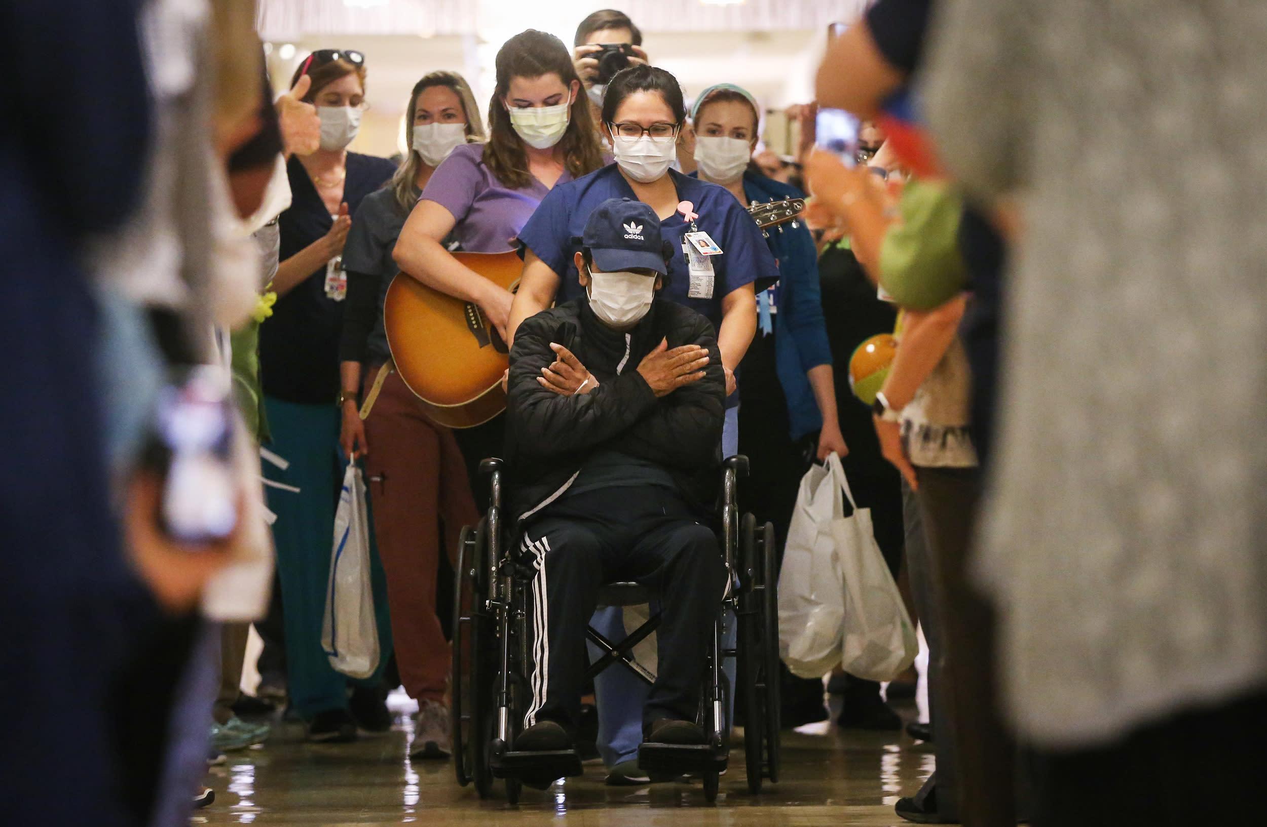 Dr. Fauci plans to attend Senate hearing Tuesday amid 'modified' coronavirus quarantine