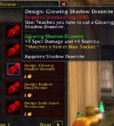 A beta look at Jewelcrafting