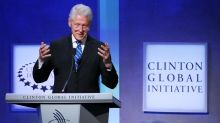 Epstein Accuser Virginia Giuffre Claims Bill Clinton Stayed on Private Island with 'Two Young Girls'