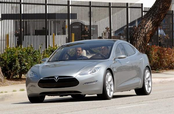 Tesla Model S now official