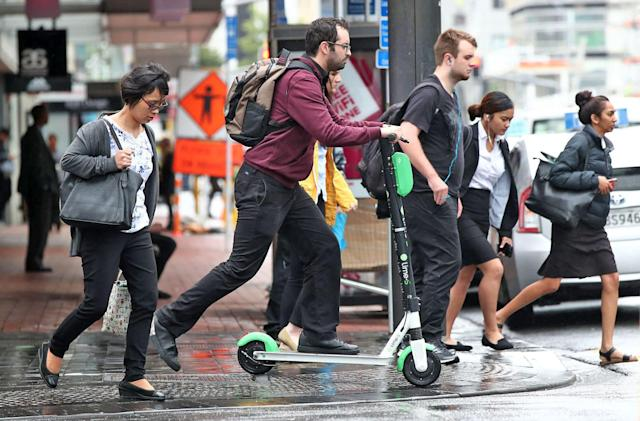 Lime says it has fixed a dangerous scooter braking glitch