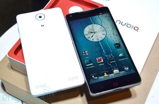 Nubia Z5 unveiled in China with quad-core chip, 5-inch 1080p display and 7.6mm thickness