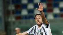 Chiesa sent off on debut as Juve held at Crotone
